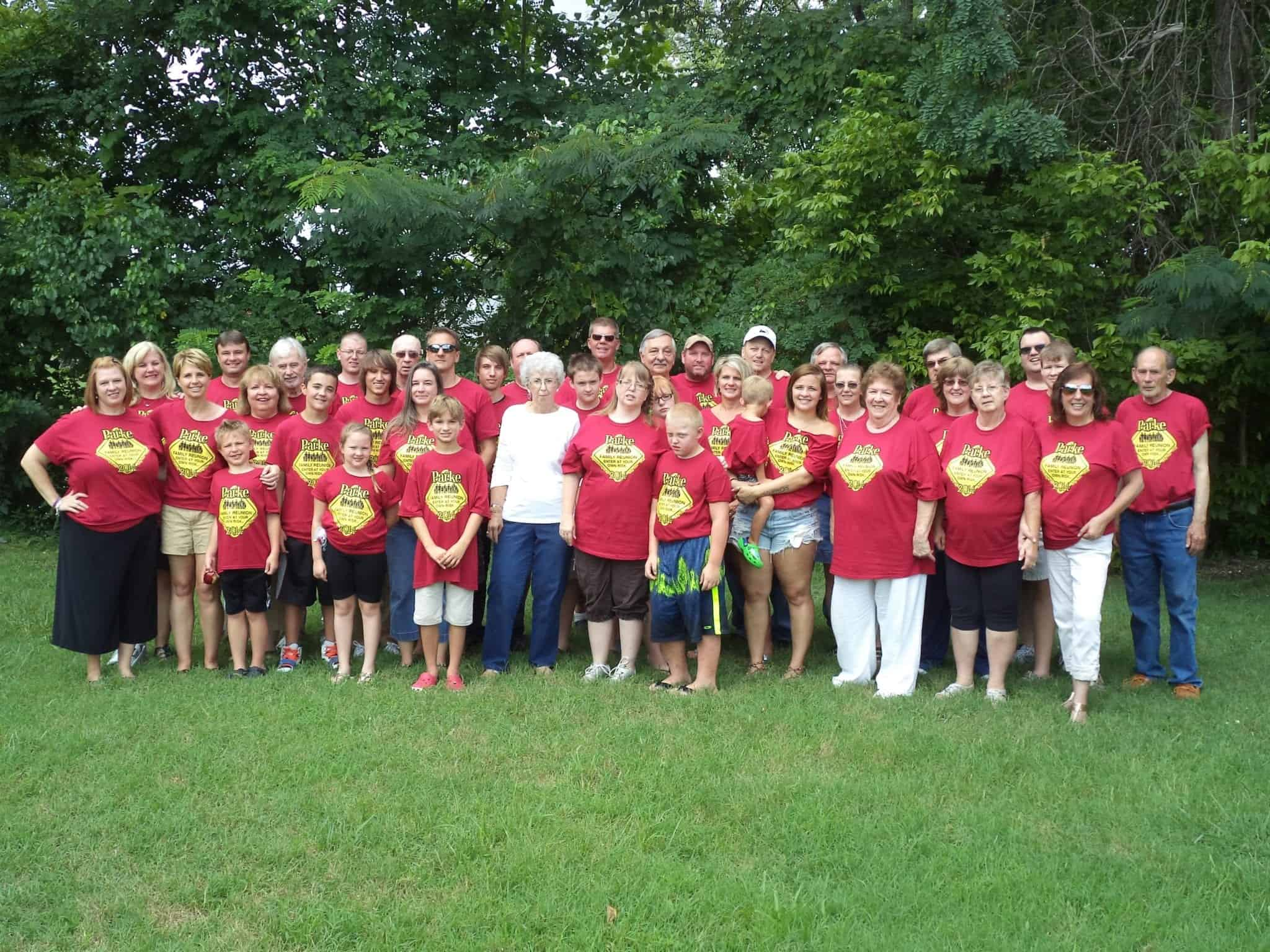 Parke family reunion at The Inn On The River
