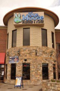 Blue Moose Burgers & Wings in Pigeon Forge TN.