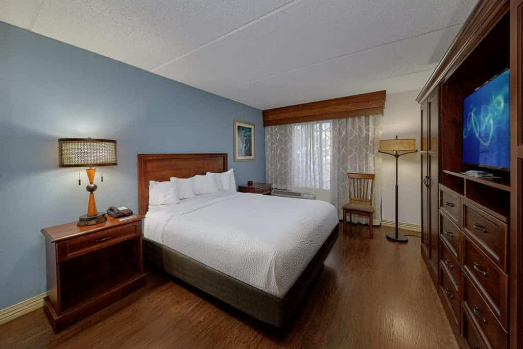 pigeon forge hotel room