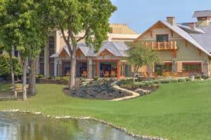 landscape inn on the river
