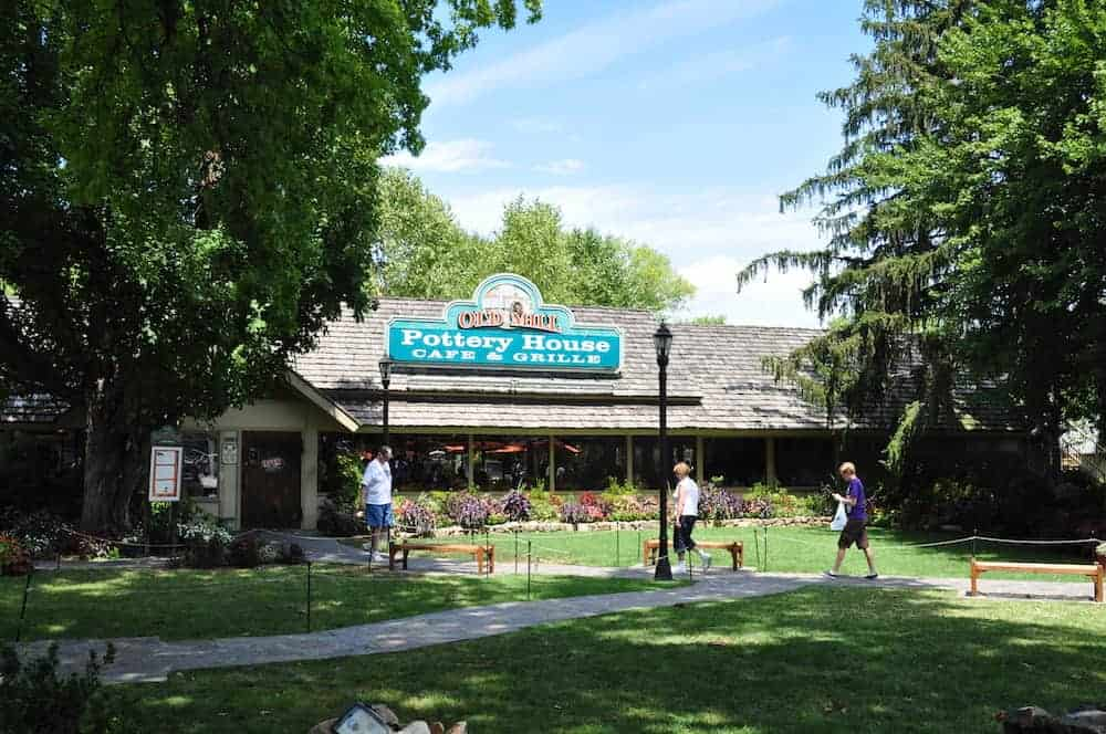 pottery house cafe and grill